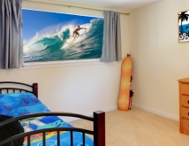 Surfing Teenagers Bedroom