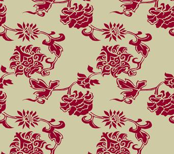Asian Pattern 3