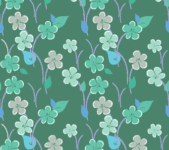 Blossem Pattern