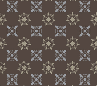 Brown Textile Pattern