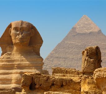 Egypt Skyline