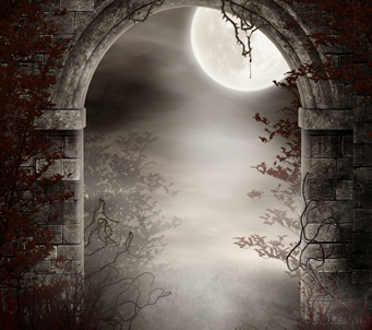 Fantasy Gothic Ruin