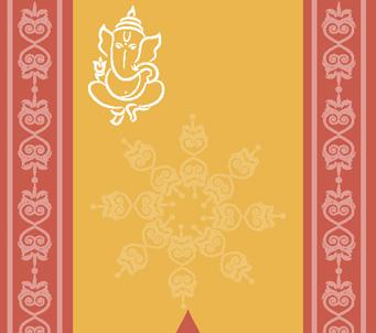 Ganesha Diwali Design 3