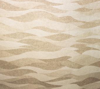 Golden Wavy Texture
