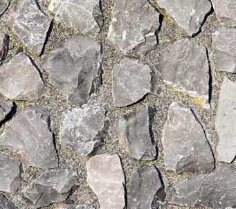 Grey Stonework