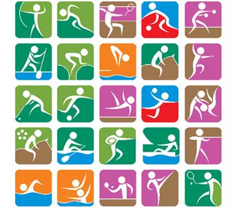 Gym Symbols