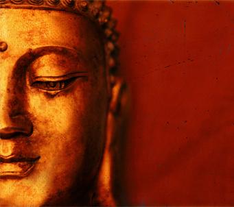 Half Buddha