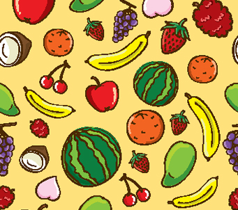 Kids Fruit Wallpaper