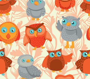 Kids Owls