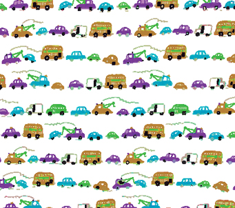Kids Transport Toy pattern