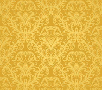 Luxury golden wallpaper