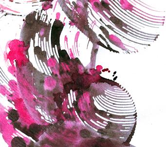 Modern Art Artistic Stripe