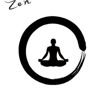 Monk Inside Zen