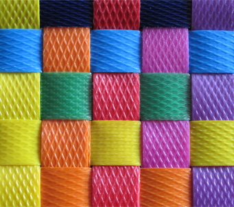 Multicoloured Weave