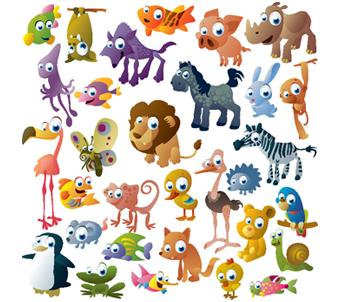 Nursery Animals