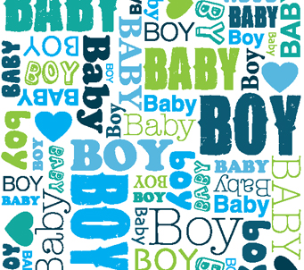 Nursery Baby Boy