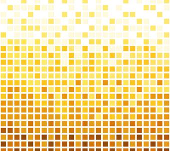 Orange Mozaic