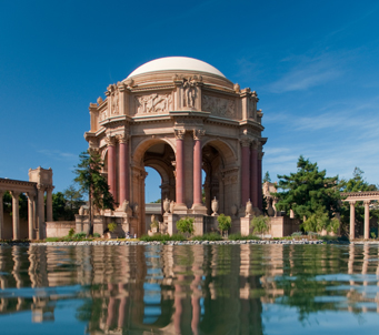 Palace of Fine Arts San Fransisco