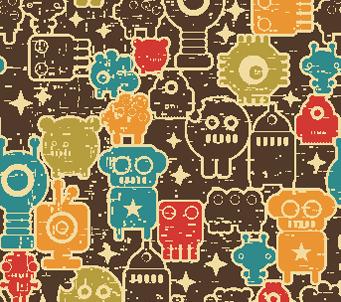 Pattern Robots