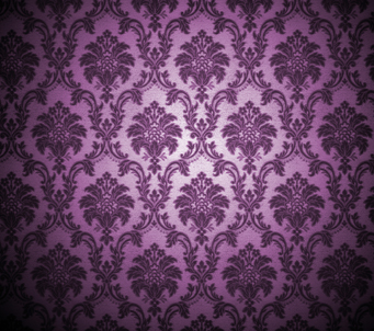 Wall purple paper video