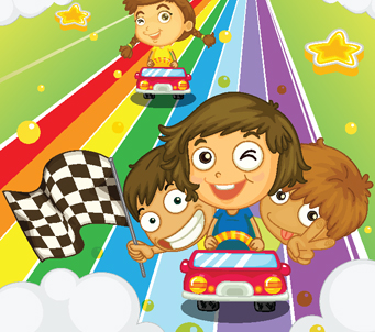 Rainbow Racing