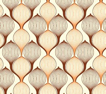 Retro Onion Pattern