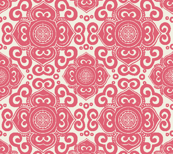 Royal Pink Pattern