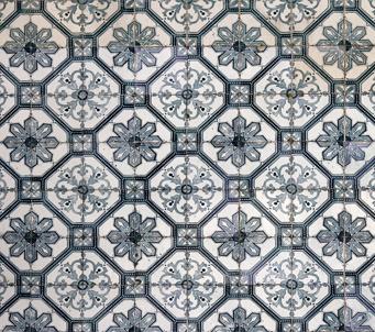 Traditional Lisbon Tiles