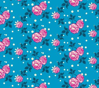 Wallpaper Pink roses