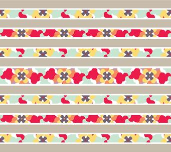 Wallpaper Striped pattern