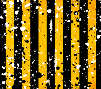Wallpaper Stripes and Paintsplats