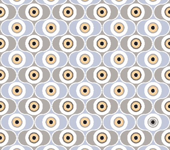 Wallpaper geometric circles
