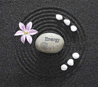 Zen Garden Black Sand